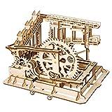 HXZB 3D Puzzle, 3D Puzzle marbre en Cours d'exécution Kit de Construction modèle