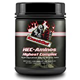 Knock Out Nutrition, HEC Amino Tabs. 620g