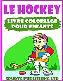 Le Hockey: Livre Coloriage Pour Enfants