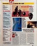 CA M INTERESSE N? 167 du 01-01-1995 SOMMAIRE - PHYSIQUE - COMMENT CA CASSE - TECHNOLOGIE - COMMENT...