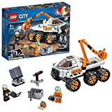 LEGO -Le véhicule d'exploration Spatiale City Jeux de Construction, 60225, Multicolore