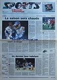NOUVELLE REPUBLIQUE (LA) [No 350] du 11/03/1996 - SPORTS - AUTOMOBILE - GRAND PRIX DÔÇÖAUSTRALIE - LA...