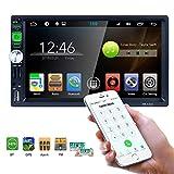 Android 7 Voiture Audio numérique vidéo stéréo Auto Radio 7'LCD à écran Tactile CD DVD GPS Sat Nav...