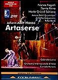 Johann Adolf Hasse : Artaserse - Festival della Valle d'Itria, 2012 [Import italien]