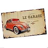Plaque de Porte Le Garage - Class Déco