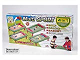 Jeu Multisport 4 in1 101465