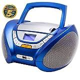 Lauson Lecteur CD   Radio Portable   USB   Radio Stéréo CD Lecteur MP3 pour Enfant   Chaîne stéréo  ...