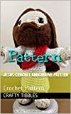 Jesus Crochet Amigurumi Pattern: Crochet Pattern (English Edition)