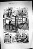 Industrie Royale de Roue de Rotation de Métier À Tisser de Windsor d'Usine de la Tapisserie 1882