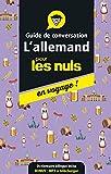 Guide de conversation allemand pour les Nuls en voyage, 2e ed