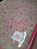 Rose 'Darcy' Design Rouleau De Cellophane - 10 Mètres x 80cm Fleuriste Emballage-cadeau Fleur Panier...