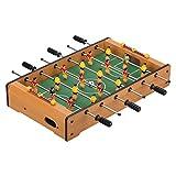 Virhuck Baby-Foot Mimi Table Football Jeu Intérieur et Extérieur 48,5 * 28,5 * 8,4 cm pour Enfants...