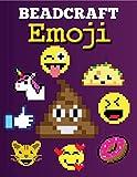 Beadcraft Emoji: Over 100 patterns for Perler Beads, Qixels, Hama, Artkal, Simbrix, Fuse, Melty, Nabbi,...