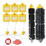 efluky remplaçant Brosse Kit Pièces accessoires pour iRobot Roomba série 700 760 761 765 770 772 776 780...