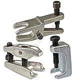 3 pièces KIT ROTULE DE DIRECTION extracteurs + type universel Extracteur de ROTULE + Extracteur joint...