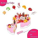 Cadeau d'anniversaire de la fête des enfants jouets de jouets Jeu Décoration de bricolage Jeu Gâteau de...