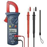 AstroAI Pince Ampèremétrique Numérique, Multimètre de Mesure Automatique et Voltmètre; Mesure Testeur de...