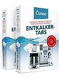Détartrant Tablettes pour machine à café - 2x 20 Comprimés détartrants compatible avec Tassimo Delonghi...