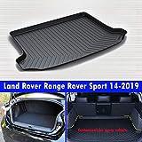 Le nouveau noir le coffre de la voiture de cuir mat tapis de coffre de véhicule automobile Pour Sport 2014...