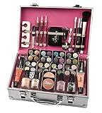 Vanité Cas Cosmétique Beauté Maquillage Urban Beauty Boà te Stockage Organisateur 60 Piece