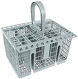 Kga-supplies Panier à couverts pour lave-vaisselle Plateau pour Hotpoint Indesit FDL FDF Fdp LFS LFT modèles