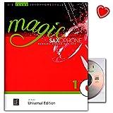 Magic Saxophone Band 1–Entrée Ludique pour enfant à partir de 8ans et adolescents et...