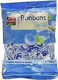 Belle France Bonbons Menthe Sachet de 150 g - Lot de 12