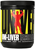Universal Nutrition Uni-liver–Lot de 250comprimés