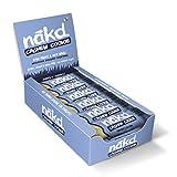 Nakd Barre Cookie & Noix de cajou - sans gluten, sans lactose, Crue certifié Paléo, Vegan | 18 barres...
