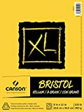 Canson XL RECYCLED Bristol vellum Paper Pad 9«x12-25Sheets
