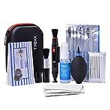 Tycka Kit de Nettoyage pour Camera (avec Sac imperméable), 30 ML de Solution de Nettoyage Non Toxique sans...