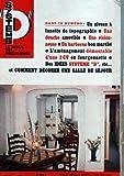 SYSTEME D N? 268 du 01-04-1968 UN NIVEAU A LUNETTE DE TOPOGRAPHIE UNE DOUCHE AMOVILE UNE VISIONNEUSE UN...
