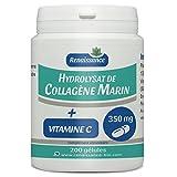 Collagène Marin (Hydrolysat) 350mg + Vitamine C - 200 Gélules
