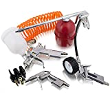 Kit accessoires 13pièces Air Comprimé Pour Compresseur pression des pneumatiques pistolet de...