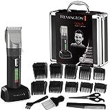 Remington Coffret Cheveux, Tondeuse Cheveux Homme, 10 Sabots, Lames Auto-Affûtées Céramique Avancée,...