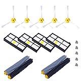 Kit Pièces accessoires pour iRobot Roomba serie 800 850 851 860 865 866 870 871 876 880 885 886 890 891 896...