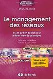 Le management des reseaux : Tisser du lien social pour le bien-être economique