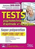 Tests psychotechniques, d'aptitude et de logique - Concours Auxiliaire de puériculture (AP), orthophoniste,...