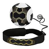 Infreecs Football d'entraînement, Ballon de Football Entrainement avec Élastique Ceinture Ajustable, Solo...