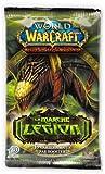 Upper Deck - Jeu de Cartes à Collectionner - World Of Warcraft - Booster Wow Marche De La Legion