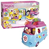Pinypon - 700012751 - Mini Poupée - l'Ambulance Vétérinaire + 1 Figurine