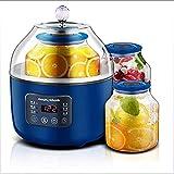 YHML Enzyme Machine Accueil Yaourt Automatique Yaourt Machine Maison Automatique sain congelés Fruits yogourt...