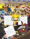 EPIC EASTER WORD SEARCH Vol.11: 40 Large Print Puzzles (Easter book for kids)