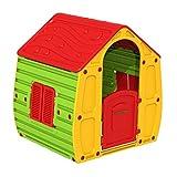 Dynamic24 Magical Enfant Maison de jeu Cabane de jardin Maison enfant Maison de jeu pour enfants