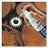 Spray antirouille - Protection contre la corrosion - Surface métallique - Couleur : chromé - Nettoyage de la...