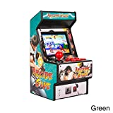 HoneybeeLY Console de jeux mini arcade, console de jeux classique rétro, console 16 bits New Street Fighter