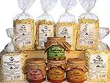 Gourmet Italien | Semoule de blé dur 'Orecchiette' et pousses de navet vert | Pâtes de semoule de blé dur...