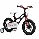 XQ- Vélo D'enfant 14/16/18 Pouce Mâle Et Femelle Trésor Bébé Vélo De Transport 3-16 Ans Alliage De...