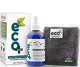 Ecomoist Kit De Nettoyage Accessoire pour Lunettes Photo et Écrans 250ml