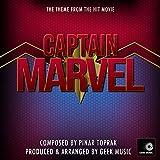 Captain Marvel - Main Theme